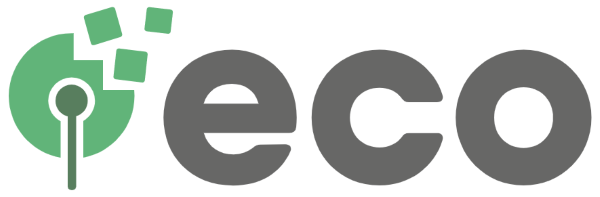 The new Eco Web Hosting logo