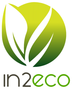 in2eco logo