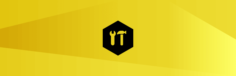 The banner for the Toolbelt WordPress plugin.